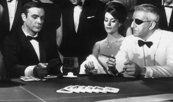 casino royale sean connery